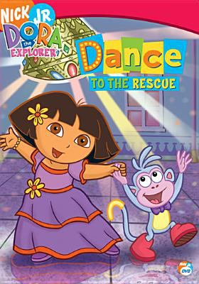 Dora the Explorer. Dance to the rescue