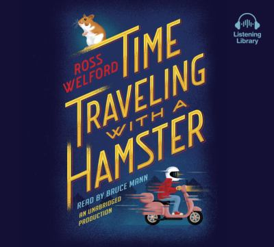 Time traveling with a hamster (AUDIOBOOK)