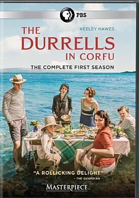 The Durrells in Corfu. The complete first season.