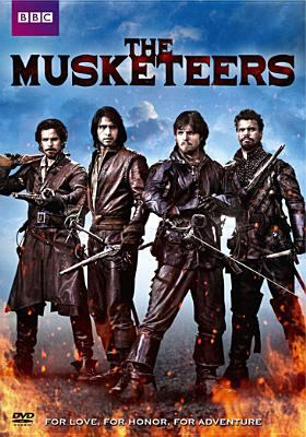 The musketeers. The complete first season