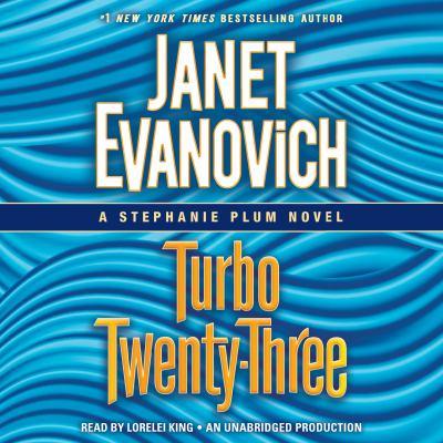 Turbo twenty-three (AUDIOBOOK)