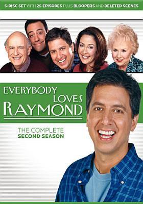Everybody loves Raymond : the complete second season