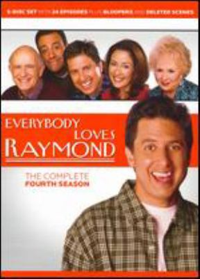 Everybody loves Raymond. The complete fourth season