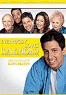 Everybody loves Raymond. The complete sixth season