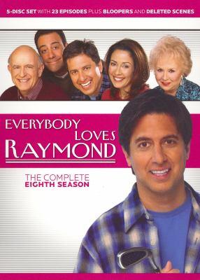 Everybody loves Raymond. The complete eighth season
