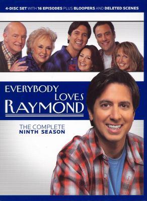 Everybody loves Raymond. The complete ninth season