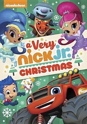 A very Nick Jr. Christmas.