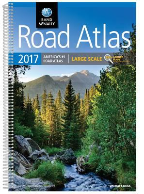 Rand McNally road atlas, 2017 : large scale