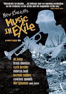 New Orleans, music in exile