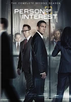 Person of interest. The complete second season