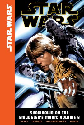 Star Wars. Showdown on Smuggler's Moon, Volume 6