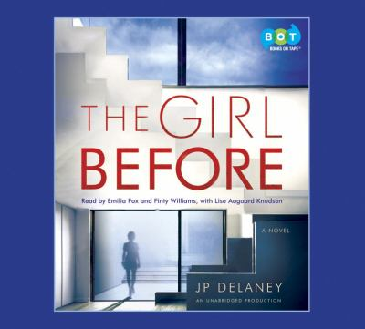 The girl before (AUDIOBOOK)
