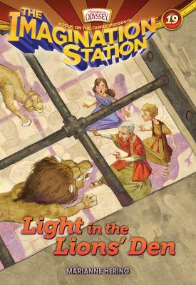 Light in the lion's den