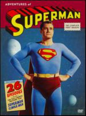 Adventures of Superman. The complete first season