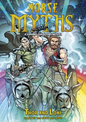 Thor and Loki : a Viking graphic novel