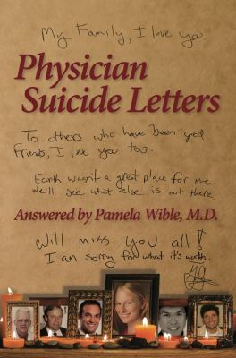 Physician suicide letters : answered