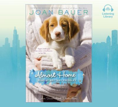 Almost home (AUDIOBOOK)