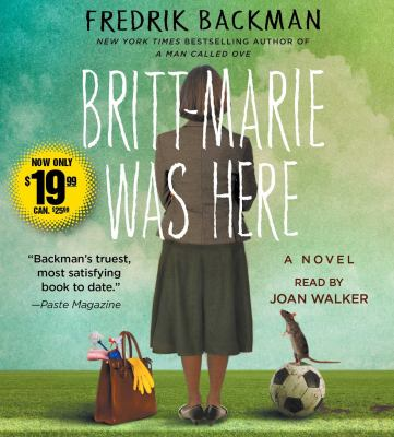 Britt-marie was here (AUDIOBOOK)