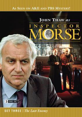 Inspector Morse. Set three