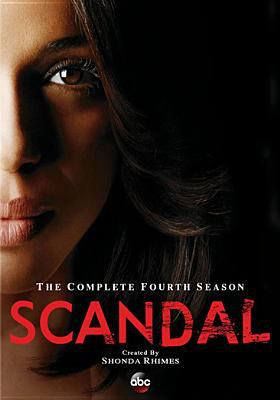 Scandal. The complete fourth season