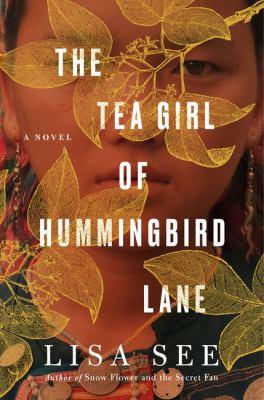 The tea girl of Hummingbird Lane (LARGE PRINT)