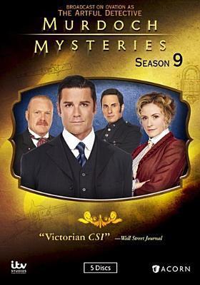 Murdoch mysteries. Season 9