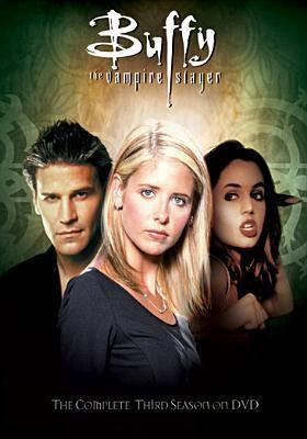 Buffy, the vampire slayer. The complete third season on DVD