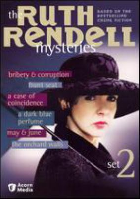 The Ruth Rendell mysteries. Set 2.