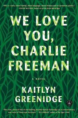 We love you, Charlie Freeman : a novel