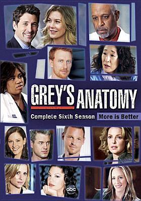 Grey's anatomy. Complete sixth season