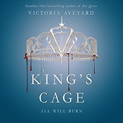 King's cage (AUDIOBOOK)