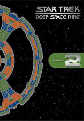 Star trek, deep space nine. Season 2