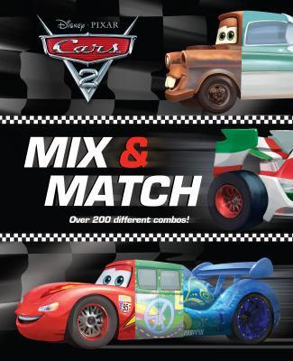 Cars 2 : mix & match