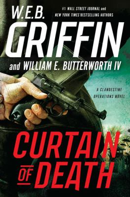 Curtain of death : a clandestine operations novel (LARGE PRINT)