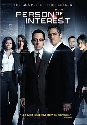 Person of interest. The complete third season