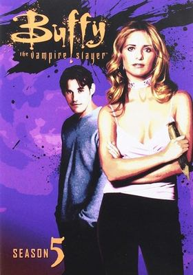 Buffy the vampire slayer. The complete fifth season