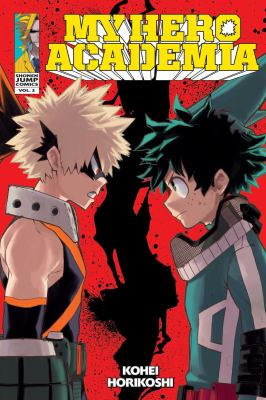My hero academia. Vol. 2, Rage, you damned nerd