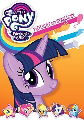 My little pony, friendship is magic. Twilight and Starlight