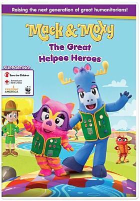 Mack & Moxy. The great helpee heroes.