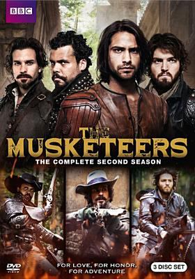 The musketeers. The complete second season