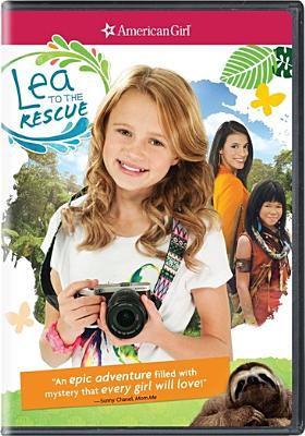 American girl. Lea to the rescue