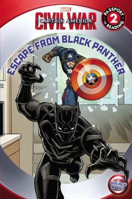 Escape from Black Panther