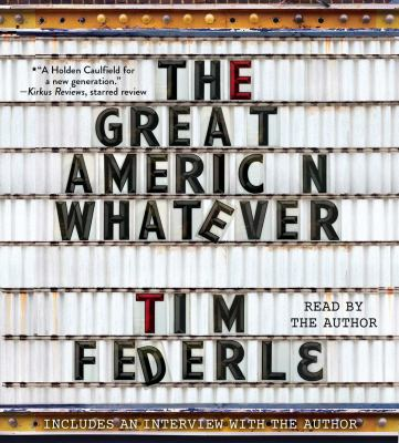 The great American whatever (AUDIOBOOK)