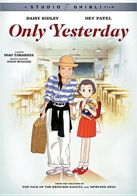 Only yesterday = Omoide poro poro