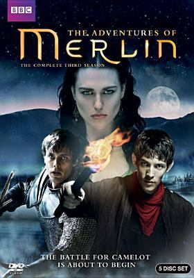 The adventures of Merlin. The complete third season