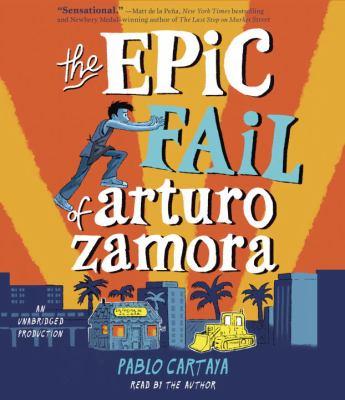 The epic fail of Arturo Zamora (AUDIOBOOK)