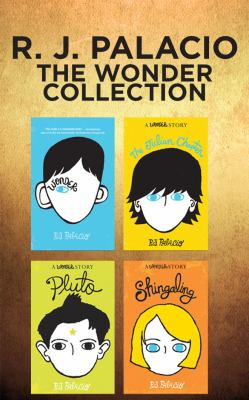 The wonder collection (AUDIOBOOK)