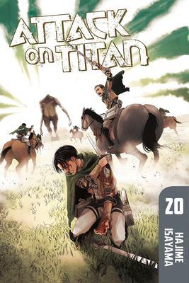 Attack on Titan. 20