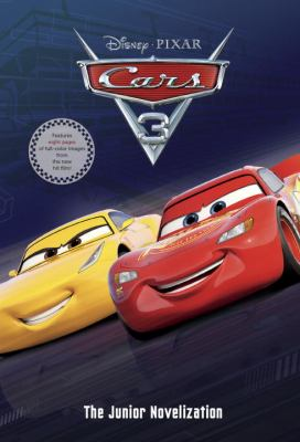 Cars 3 : the junior novelization