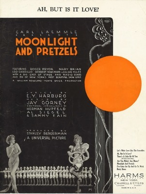 """Ah, but is it love? : [from] """"Moonlight and pretzels"""""""